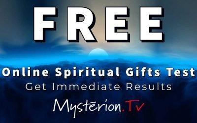 Spiritual Gifts Test (FREE)
