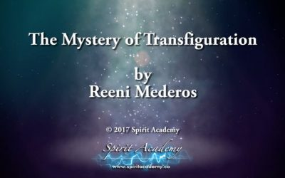 The Mystery of Transfiguration, Part 1