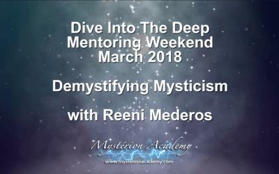 Demystifying Mysticism by Reeni Mederos