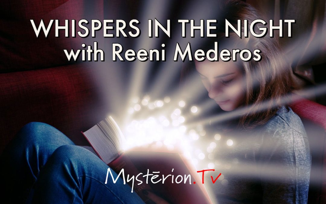 Whispers In The Night – Unveiling the Mystery of Psalm 16 – with Reeni Mederos