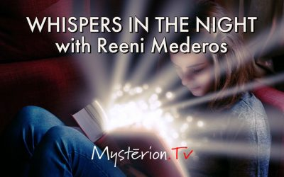 """Unveiling Kingdom Mysteries with Reeni Mederos – """"Whispers In The Night"""" from Psalm 16 on Mystērion.TV"""