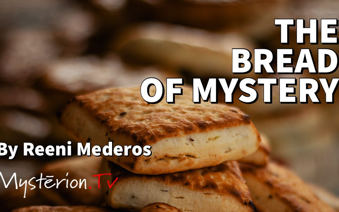 Powerful Teaching! The Bread of Mystery by Reeni Mederos (with Spontaneous Prophetic Worship)