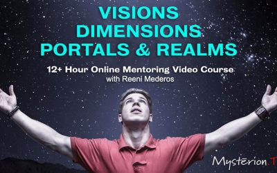 Visions, Dimensions, Portals and Realms (Online Course)