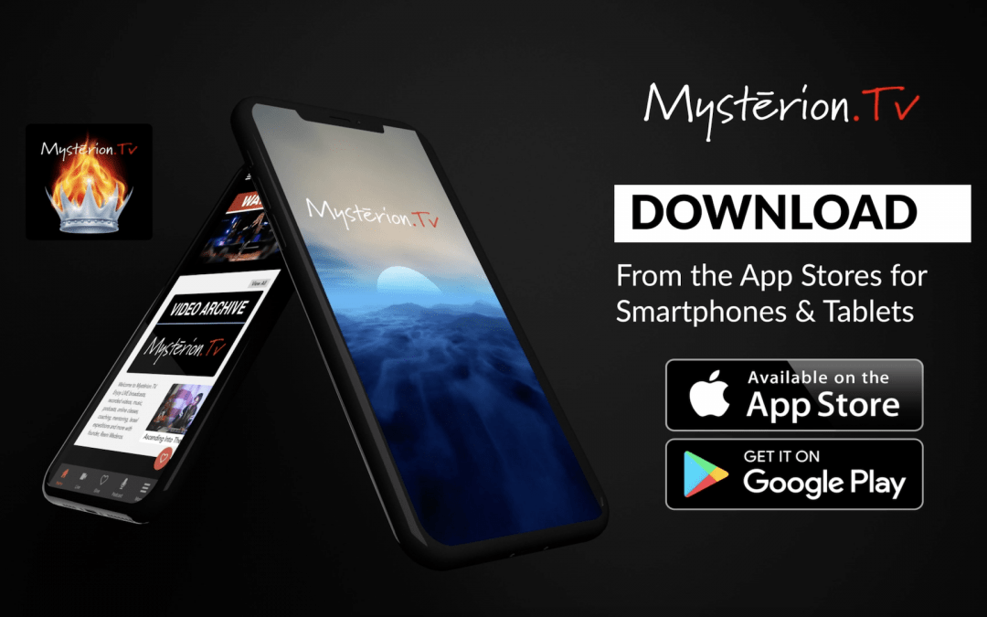 Announcement! Download the New Mystērion.TV Mobile App Today and Stay Connected with Reeni Mederos