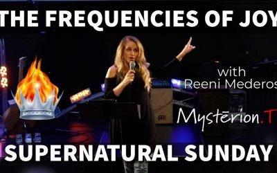 The Frequencies of Joy Video Teaching by Reeni Mederos