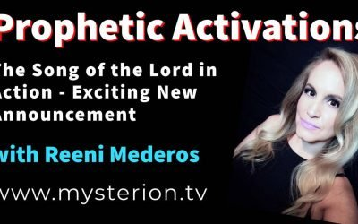 Night of Worship, Prophetic Words, Activations and New Exciting Announcement with Reeni Mederos