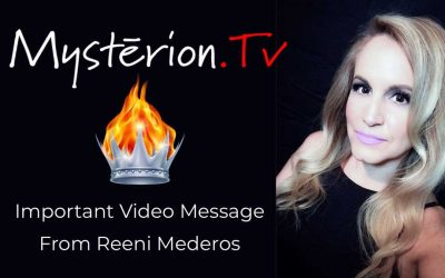 We Have Exciting News And We Ask For Your Help – Important Video Message From Reeni Mederos